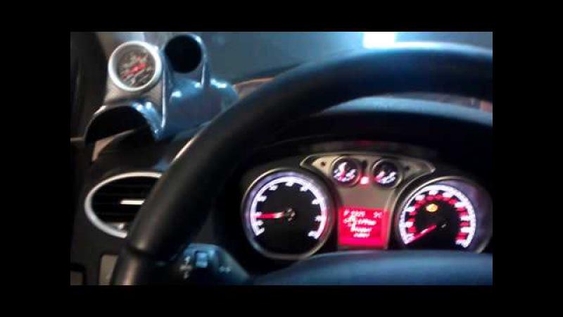 Проект Ford Focus II 1.8L turbo