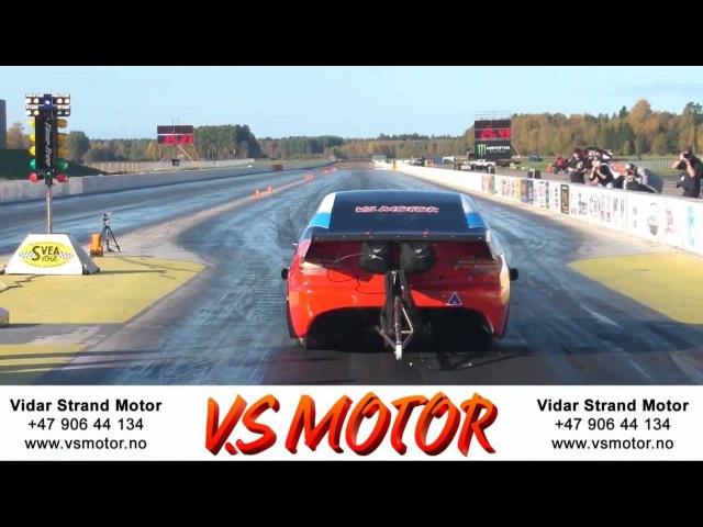 V.S Motor BMW M5 V10 Twin Turbo - 2011 Compilation - 6,76sec341,8kmh - 14 mile