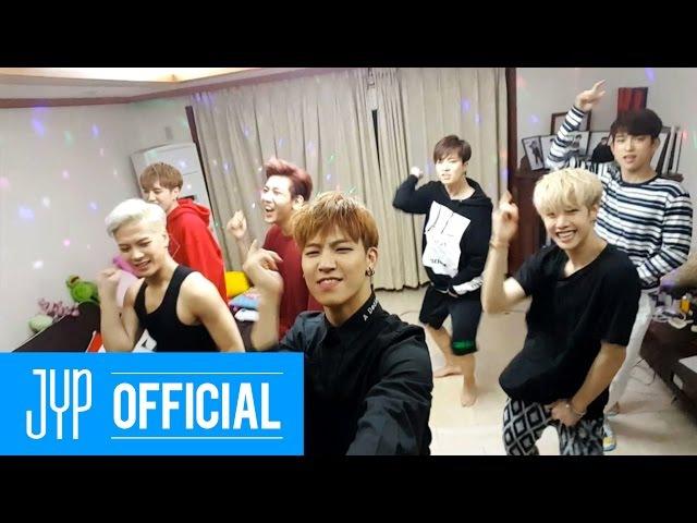 GOT7 If You Do(니가 하면) Dance Practice (I GOT7 Select Ver.)