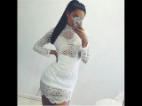 WHITE DRESSES WITH SLEEVES FOR WOMEN - DRESSES FOR WOMEN - NEWS for GIRLS and WOMEN!