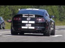 745HP Ford Mustang Shelby GT500 SVT w/ Ford Racing Exhaust!
