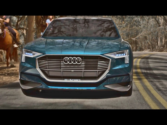 Audi e-tron Quattro Concept - Обзор