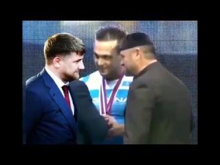Казах Илья Ильин заставил чеченцев Рамзана Кадырова поставить казахский гимн