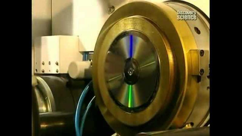 Как делают компакт-диски на примере аудио CD-дисков
