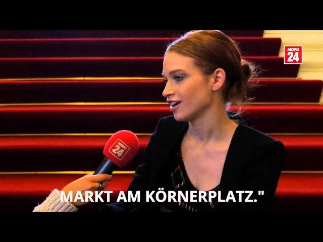 Dresdnerin Sarah Hay ist nominiert für den Golden Globe Award 2016. MOPO24 31.12.2015