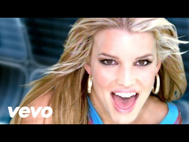 Jessica Simpson - A Little Bit (Official Video)