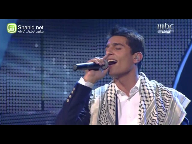 Arab Idol حلقة نتائج التصويت محمد عساف