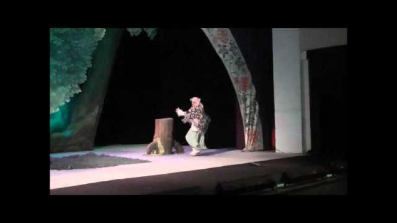 Маскарад представляет: Михаил Токарев и группа Маркшейдер Кунст. Танец бабушки-бомжа