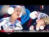 Майли Сайрус Поцеловала Кэти Перри - EmOneNews - 24.02.2014