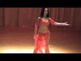Latifa Nejim - belly dance - SHIK SHAK SHOK - 2012