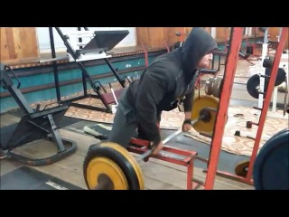Chest and Back Workout Artyom Kozlov