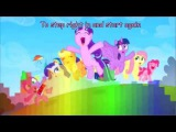 MLP Songs (SUB) - Friends Are Always There For You (DJ IGI)