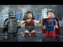 Sky High Battle - LEGO DC Comics - Mini Movie
