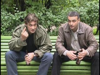 Бандитский Петербург.Часть 6.Журналист (2003) -4 серия