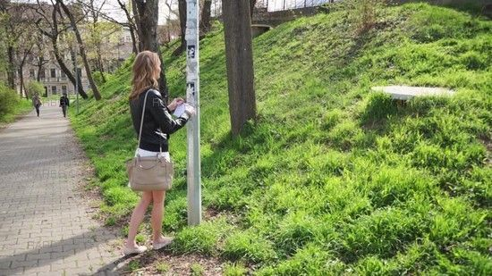 PublicPickUps – Belle Claire – Czech Hottie's Got Perfect Tits
