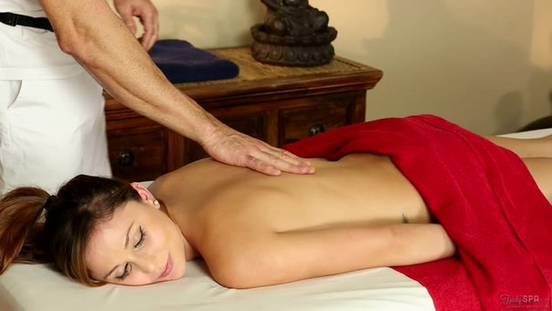 TrickySpa – FantasyMassage – Ariana Marie – My Girlfriends The Coach