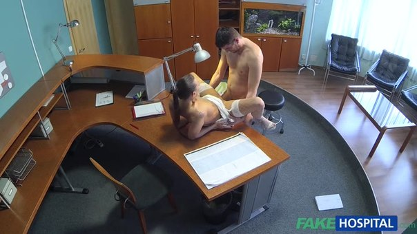 Fake Hospital E156 – Sexy Nurse Heals Patient With Hard Office Sex