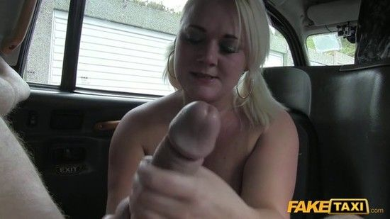 Fake Taxi E224 – Chubby Blonde Sucks Cock For A Free Ride