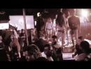 Крис Браун, Фетти и Френч Монтана на съёмках клипа