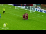 Молдова 1:1 Россия. Голы Каменщикова и Дроса
