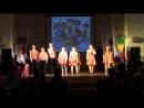Выступление на концерте ко дню Учителя 2.10.15