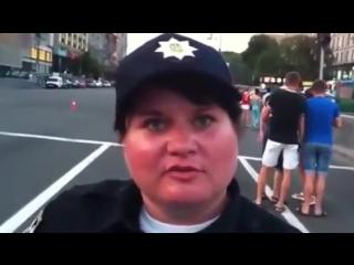 Прикол! В Новую полицию Киева набирали по IQ ))