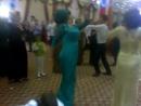 на свадьбе,национальный  туркменский танец