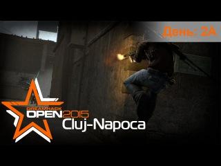 DreamHack Cluj-Napoca 2015 - День 2А -30-10-2015 - WES Cyber News