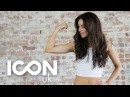 How to get slim toned arms   Danielle Peazer