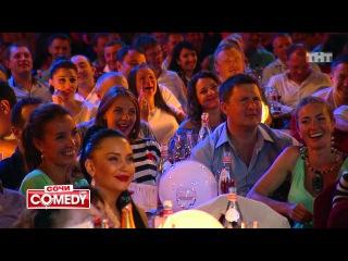 Камеди клаб 18.09.2015 Гарик Харламов HD Comedy Club 2015