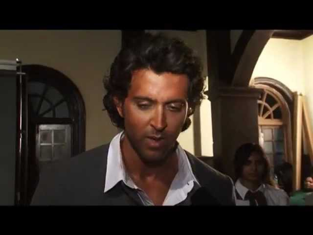 Making of Hrithik Roshan Ad for Liberty.