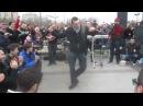 ZEIBEKIKO at Constanta Romania flashmob for GREECE NATIONAL DAY by Corina Martin
