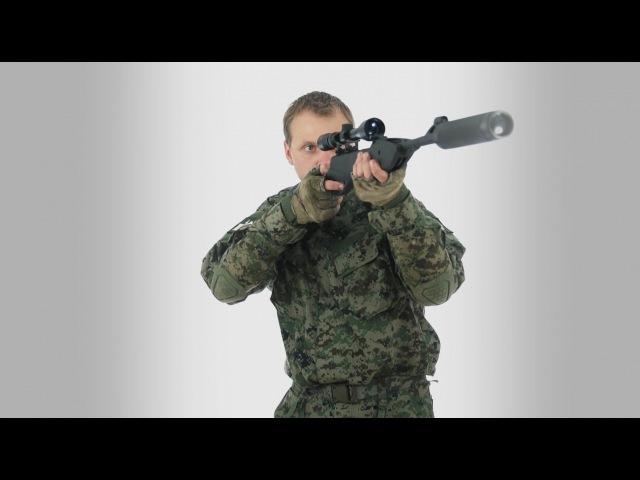 Игровой комплект МР-512 «СНАЙПЕР» серии «PRACTICAL»