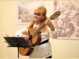 ОДИНОКАЯ ГАРМОНЬ  Наталия Муравьева  Застольные песни под гитару Ретро 40-50