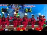 Казахский танец ансамбль детского сада Гулдаурен