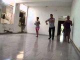 LUGLIO 2012 BALLANDO NELLA CASA DELLA CULTURA DI JAGUEY GRANDE (CUBA)