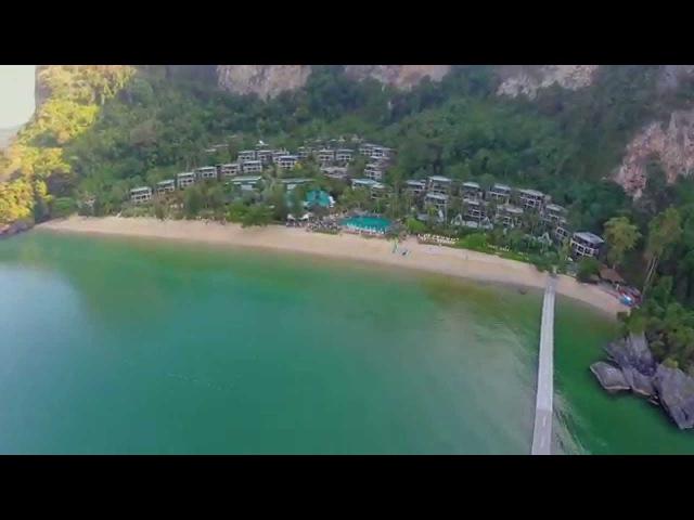 Drone tour Centara Grand Beach Resort Villas Krabi