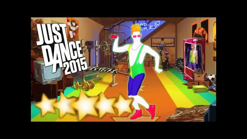 Sexy and I Know It (DLC) - Just Dance 2015 - Gameplay 5 Stars