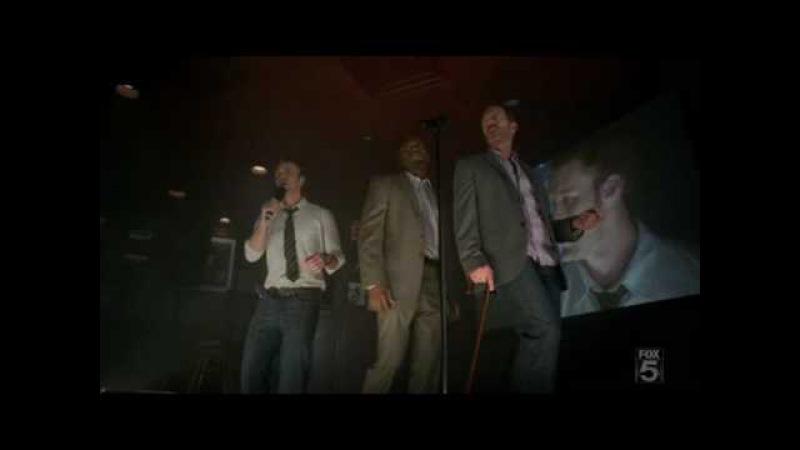 House Chase Foreman at karaoke bar singing Midnight Train to Georgia HQ
