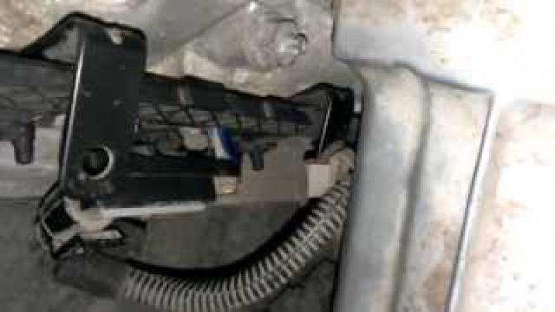 Устранение ошибки P1113 на двигателях Z16XEP на примере Opel Meriva 2007 (результат)