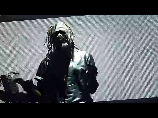 Massive Attack Angel live at the Olympia Theatre Dublin 19 1 16