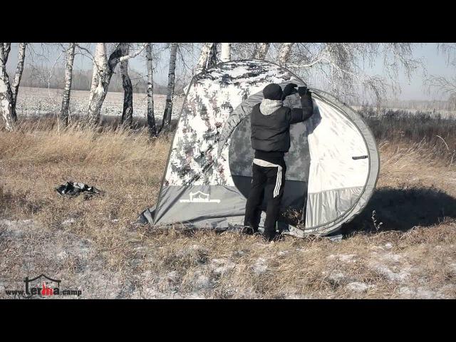 Мобильная баня ТЕРМА-10. Процесс сборки и общий обзор. www.TERMA.camp