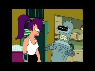 Bender Laughing