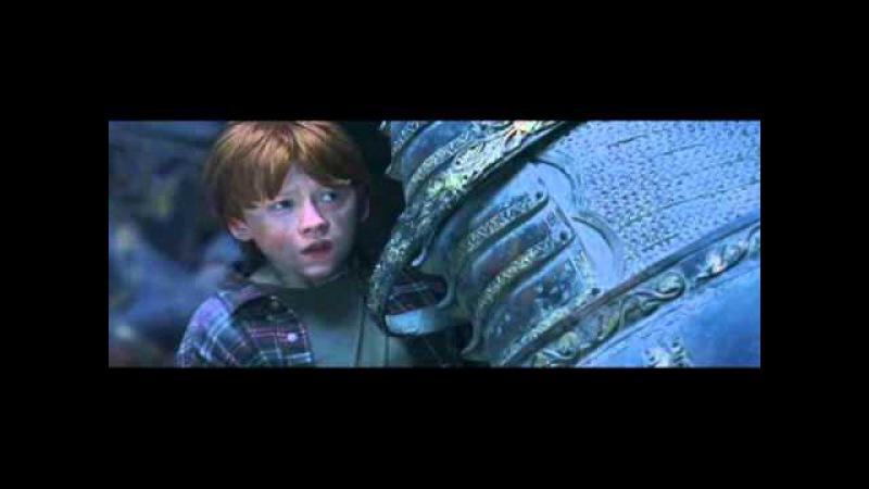 Гарри Поттер Это осталось за кадром