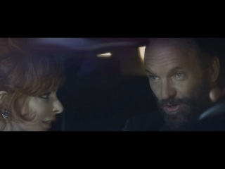 премьера клипа Милен Фармер / Mylène Farmer  Стинг /  Sting - Stolen Car HD   2015