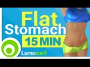 15 Minute Flat Stomach Workout Standing Abs to Reduce Belly Fat