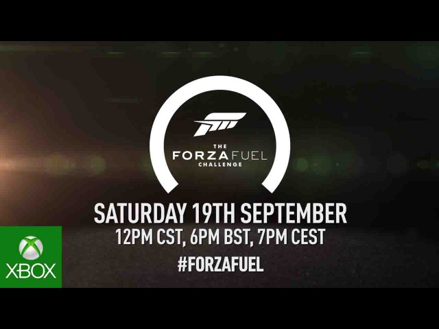Forza 6 - FORZAFUEL Live Final - Support Team Nadeshot