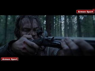 The Revenant (2015) Leonardo DiCaprio vs Bear (movie) �������� �� ������ vs ����...