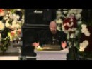 Rob Halford's speech at Lemmy's funeral [9/1/16]