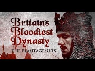 Кровавые династии Британии. Плантагенеты - 2 серия. Генрих lll 1216-1272. Ненависть